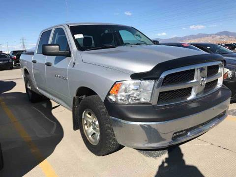 2012 RAM Ram Pickup 1500 for sale in Salt Lake City UT