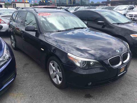 2007 BMW 5 Series for sale in Salt Lake City UT
