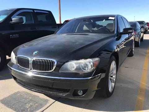 2008 BMW 7 Series for sale in Salt Lake City UT