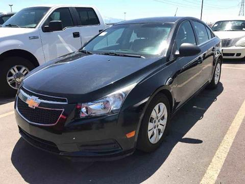2012 Chevrolet Cruze for sale in Salt Lake City UT