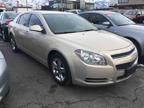 2010 Chevrolet Malibu for sale in Salt Lake City, UT