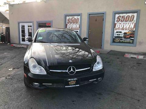2007 Mercedes-Benz CLS for sale in Salt Lake City UT