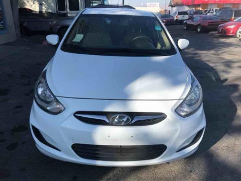 2014 Hyundai Accent for sale in Salt Lake City UT