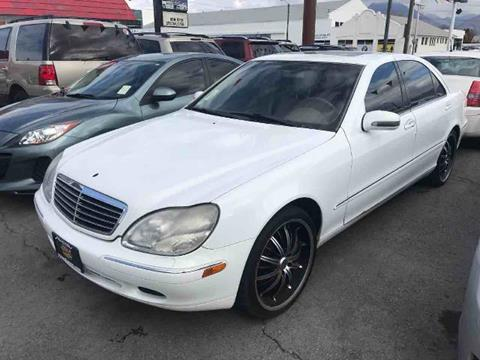 Mercedes benz s class for sale in salt lake city ut for Mercedes benz for sale salt lake city