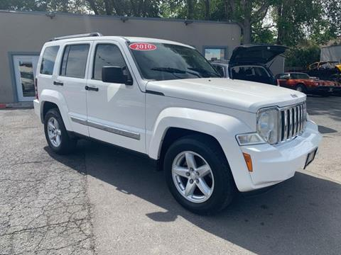 2010 Jeep Liberty for sale in Salt Lake City, UT