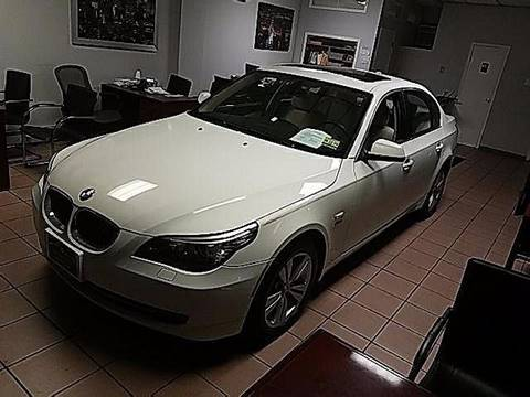 2010 BMW 5 Series for sale in Union City, NJ