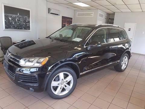 2013 Volkswagen Touareg for sale in Union City, NJ