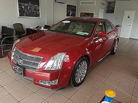 2011 Cadillac CTS for sale in Union City, NJ