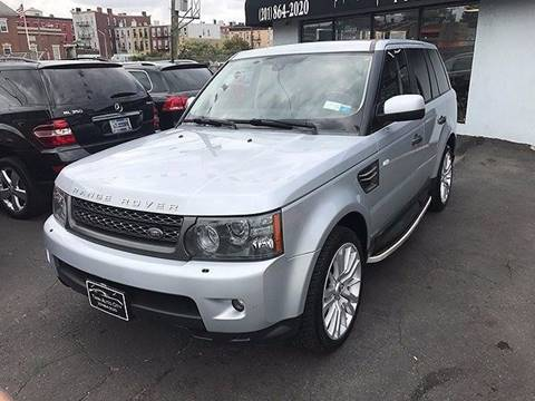 2011 Land Rover Range Rover Sport for sale in Union City, NJ