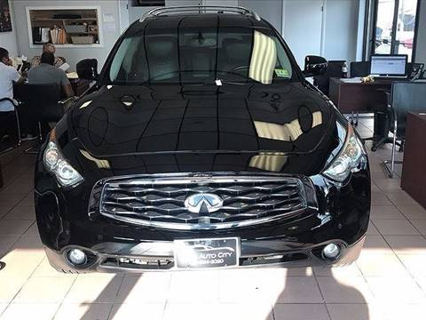 2011 Infiniti FX35 for sale in Union City, NJ