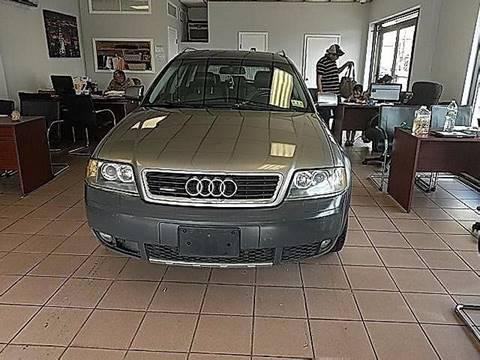2004 Audi Allroad Quattro for sale in Union City, NJ