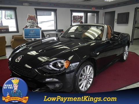 2017 FIAT 124 Spider for sale in Shelby, OH