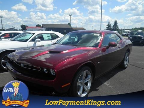 2018 Dodge Challenger for sale in Shelby, OH