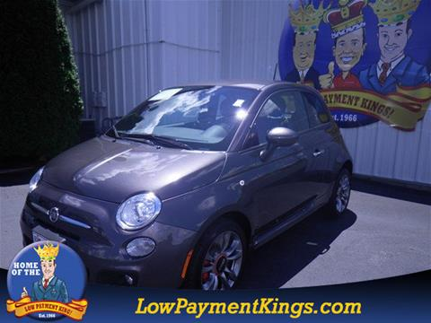2014 FIAT 500 for sale in Shelby, OH