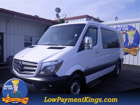 2014 Mercedes-Benz Sprinter for sale in Shelby, OH