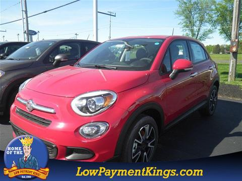 2017 FIAT 500X for sale in Shelby, OH