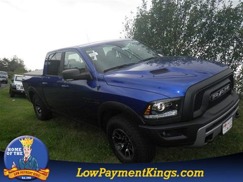 2018 RAM Ram Pickup 1500 for sale in Shelby, OH