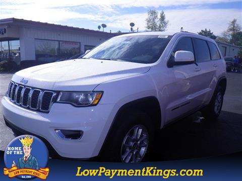 2018 Jeep Grand Cherokee for sale in Shelby, OH