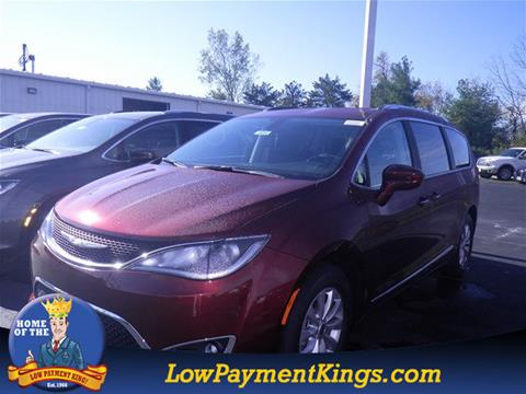 2018 Chrysler Pacifica for sale in Shelby, OH