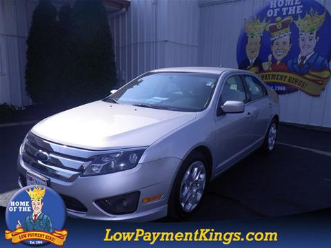 2010 Ford Fusion for sale in Shelby, OH