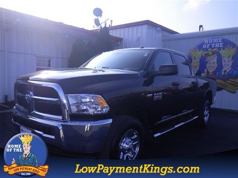 2016 RAM Ram Pickup 2500 for sale in Shelby, OH