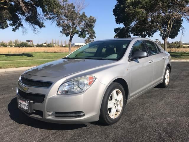 2008 Chevrolet Malibu for sale at Silmi Auto Sales in Newark CA