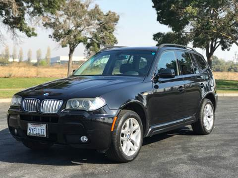 2007 BMW X3 for sale at Silmi Auto Sales in Newark CA