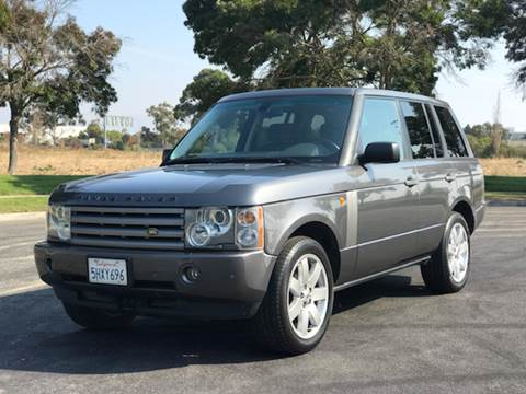 2004 Land Rover Range Rover for sale in Newark, CA