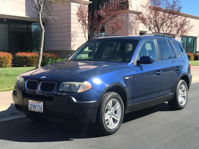 2005 BMW X3 3.0i In Newark CA - Silmi Auto Sales