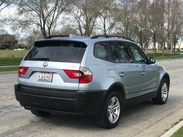 2004 BMW X3 3.0i In Newark CA - Silmi Auto Sales