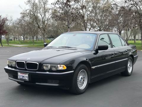 2001 BMW 7 Series for sale at Silmi Auto Sales in Newark CA