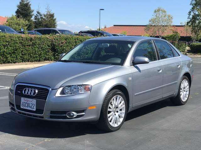 2006 Audi A4 for sale at Silmi Auto Sales in Newark CA