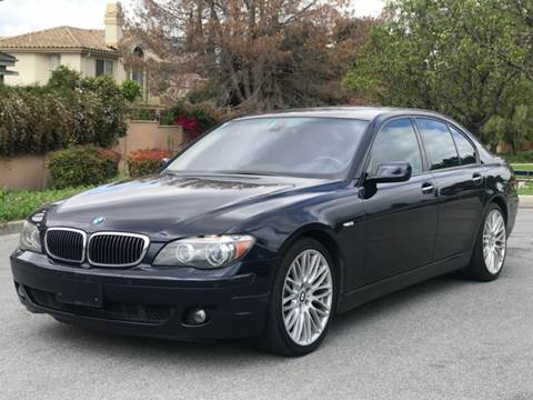 2007 BMW 7 Series for sale at Silmi Auto Sales in Newark CA