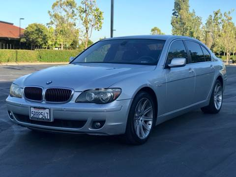 2006 BMW 7 Series for sale at Silmi Auto Sales in Newark CA