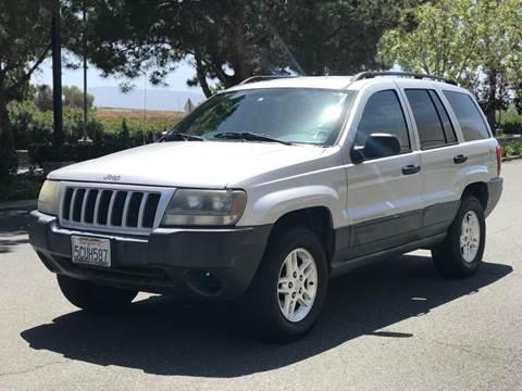 2004 Jeep Grand Cherokee for sale at Silmi Auto Sales in Newark CA