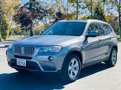 2012 BMW X3 for sale at Silmi Auto Sales in Newark CA