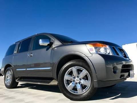 2011 Nissan Armada for sale in San Jose, CA