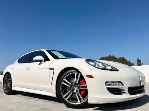2011 Porsche Panamera for sale in San Jose, CA