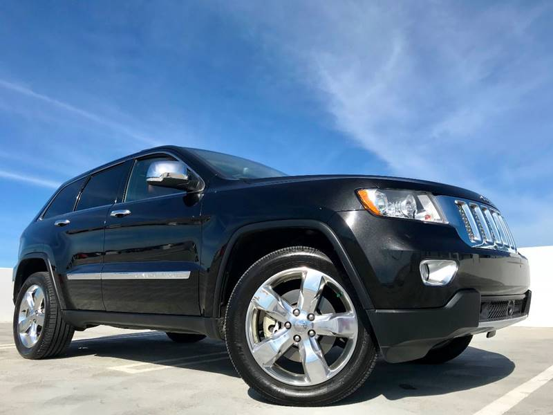 2011 Jeep Grand Cherokee For Sale At Bay Cars R Us In San Jose CA