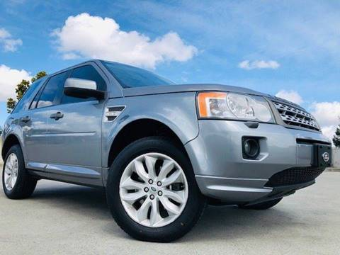 2012 Land Rover LR2 for sale in San Jose, CA