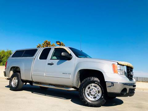 2010 GMC Sierra 2500HD for sale in San Jose, CA