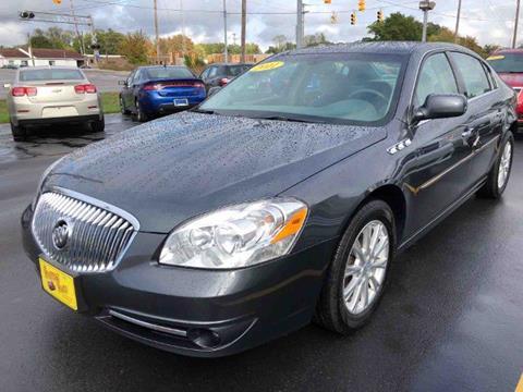 2011 Buick Lucerne for sale in Jackson, MI