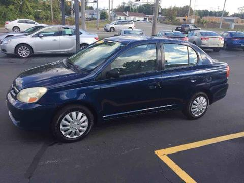 2003 Toyota ECHO for sale in Jackson, MI