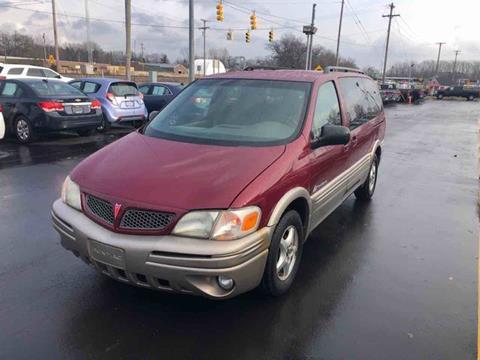 2004 Pontiac Montana for sale in Jackson, MI