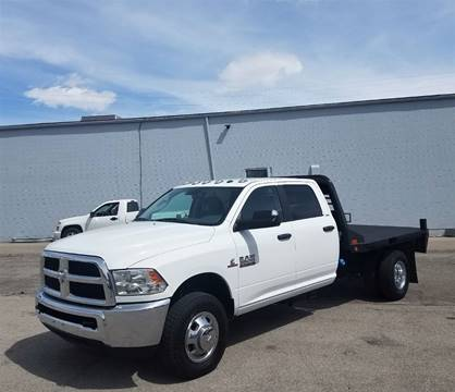 2017 RAM Ram Chassis 3500 for sale in Orem, UT