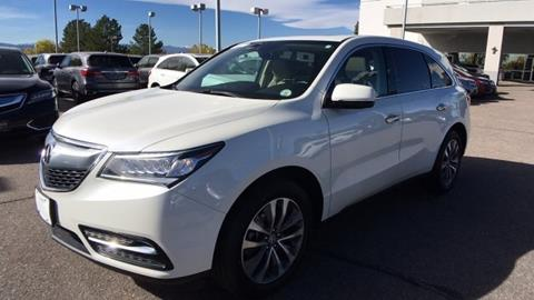 2016 Acura MDX for sale in Denver, CO