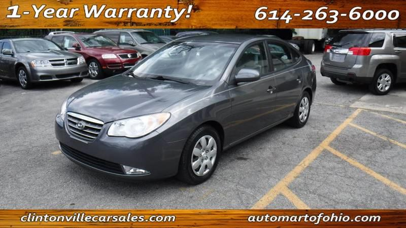 2008 Hyundai Elantra For Sale At AutoMart Of Ohio   CLINTONVILLE CAR SALES  In Columbus OH