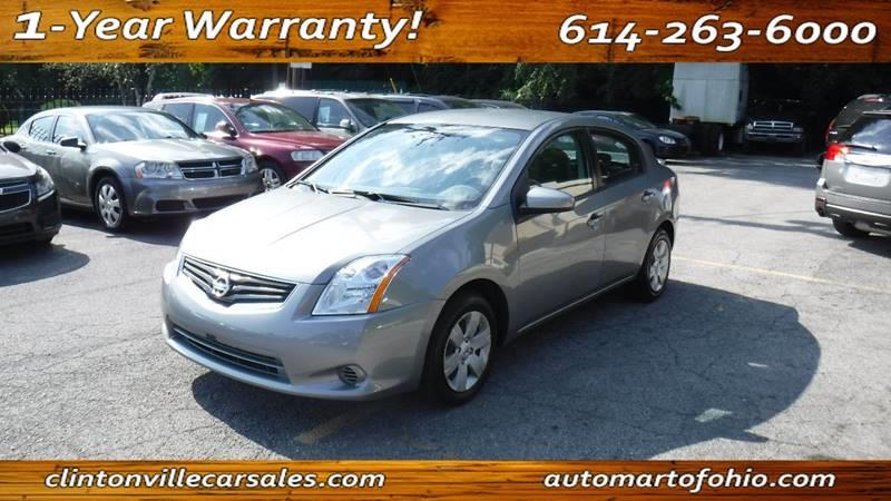 2011 Nissan Sentra For Sale At AutoMart Of Ohio   CLINTONVILLE CAR SALES In Columbus  OH