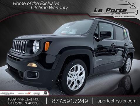2018 Jeep Renegade for sale in La Porte, IN