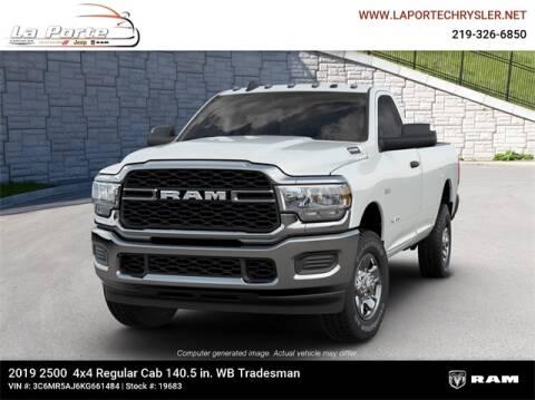 2019 RAM Ram Pickup 2500 for sale in La Porte, IN
